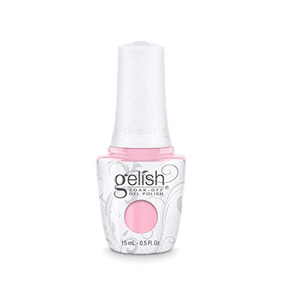 キャンパスイブニング春Harmony Gelish Gel Polish - Pink Smoothie - 0.5oz / 15ml