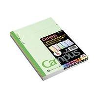コクヨ (業務用セット) キャンパスノート 5色セット セミB5・A罫(7mm)・1パック(30枚×5冊) (×10セット)