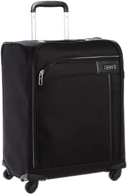 [サムソナイト] SAMSONITE OPTIMUM / オプティマム スピナー 50(50cm/42L/2.6Kg) (スーツケース・ソフトケース・ビジネス・トラベル・機内持込サイズ・大容量・軽量・TSAロック装備・保証付) 61T*09001 09 (ブラック)