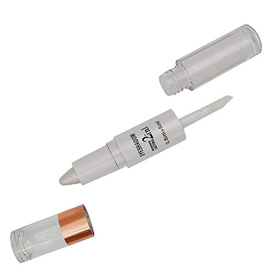 パンダ一般化する侵入黒3in1化粧アイライナーリキッドアイライナーペン鉛筆化粧品防水
