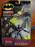 "Deluxe Freestyle Skate Batman"" Mission Masters 3 Batman Beyond"