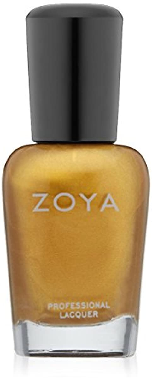 ZOYA ネイルカラーZP483(GOLDIE) 14ml