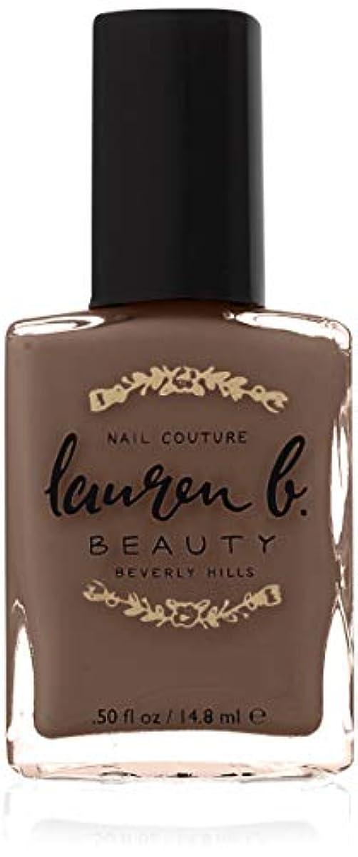 ガソリンフラフープにおいLauren B. Beauty Nail Polish - #Nude No. 4 14.8ml/0.5oz