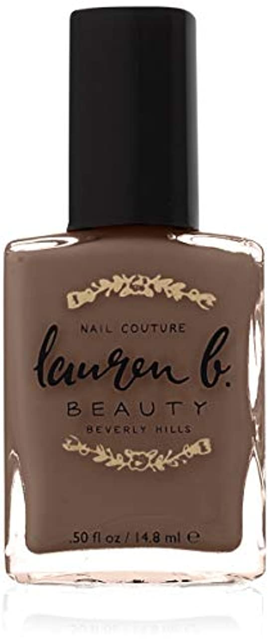 ストロークバラバラにする蚊Lauren B. Beauty Nail Polish - #Nude No. 4 14.8ml/0.5oz