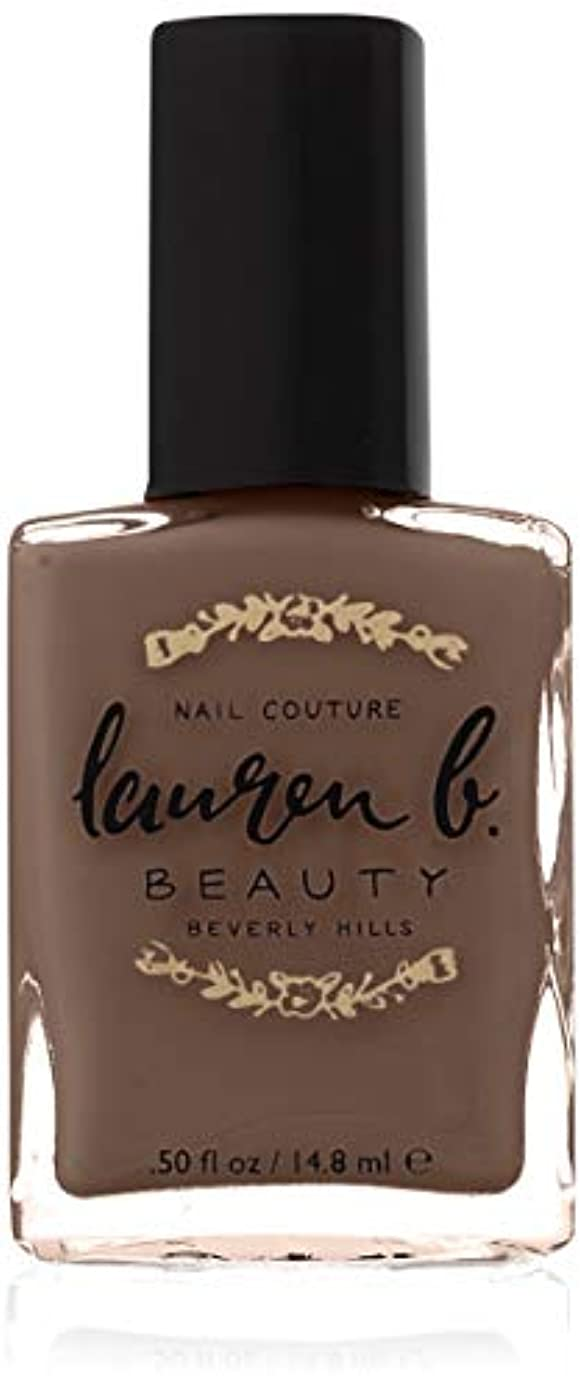 雪だるまを作る全能間違えたLauren B. Beauty Nail Polish - #Nude No. 4 14.8ml/0.5oz
