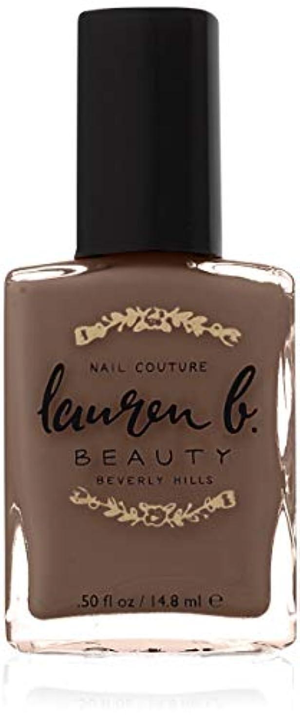気分が良いカスタム社交的Lauren B. Beauty Nail Polish - #Nude No. 4 14.8ml/0.5oz