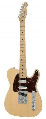 920D Custom Fender フェンダー テレキャスター デラックス ナッシュビル モディファイ Nashville Tele Telecaster Brent Mason Guitar Mod Duncan Vintage Pickups ハニーブロンド[並行輸入]