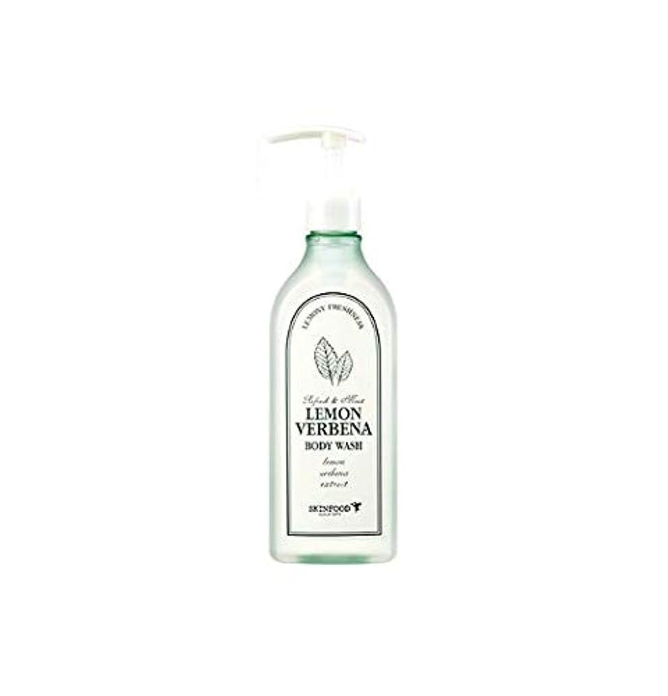 犯す結晶偏心Skinfood レモンバーベナボディウォッシュ/Lemon Verbena Body Wash 335ml [並行輸入品]