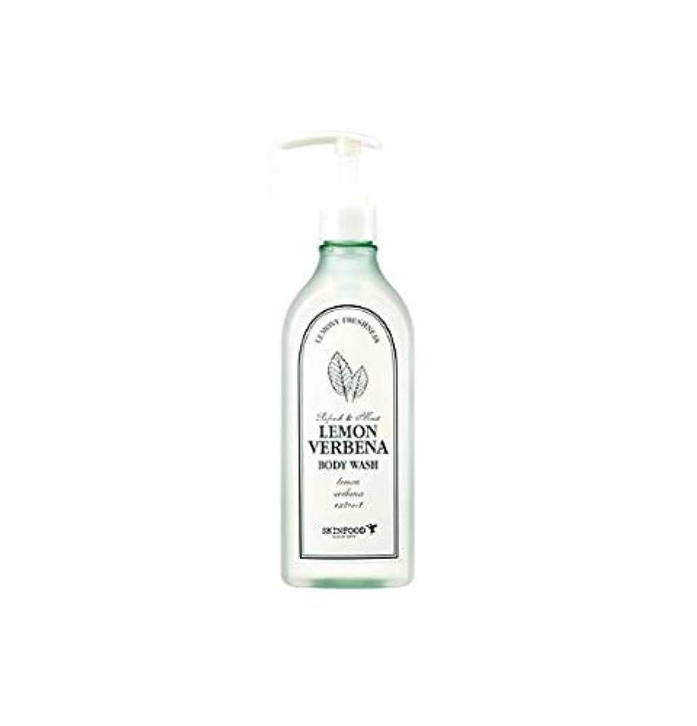 解体する栄光三番Skinfood レモンバーベナボディウォッシュ/Lemon Verbena Body Wash 335ml [並行輸入品]
