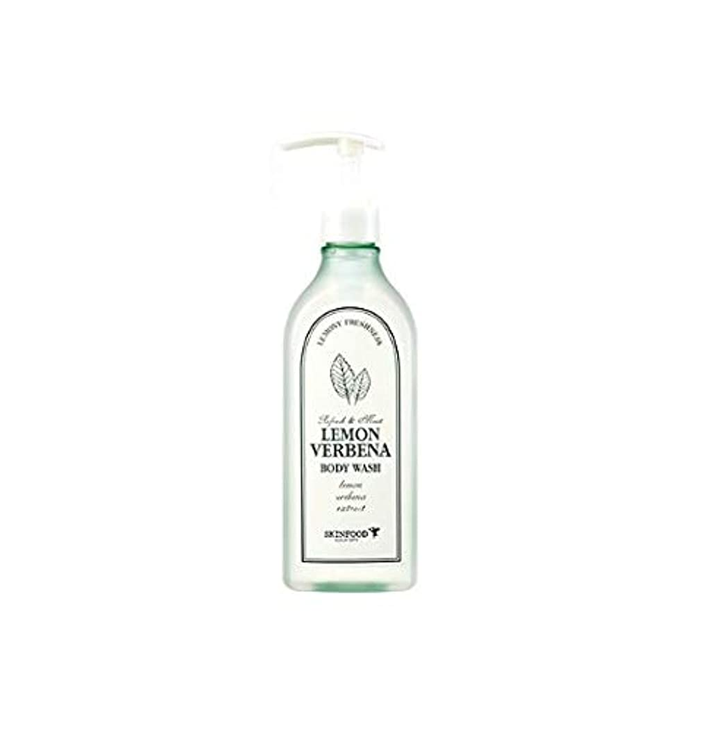 永続たくさん突破口Skinfood レモンバーベナボディウォッシュ/Lemon Verbena Body Wash 335ml [並行輸入品]