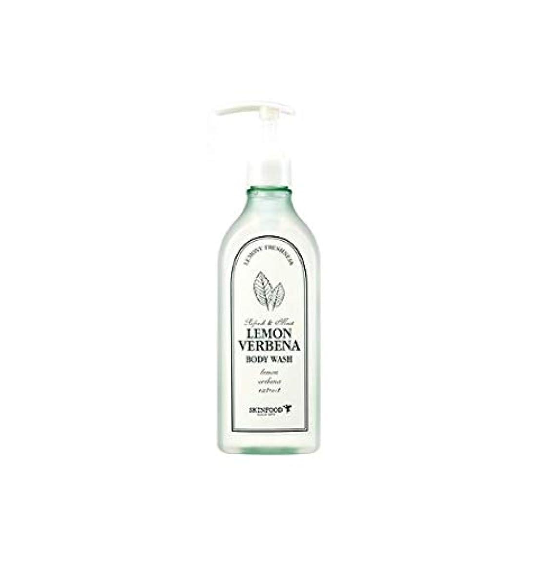 確かに原始的な民族主義Skinfood レモンバーベナボディウォッシュ/Lemon Verbena Body Wash 335ml [並行輸入品]