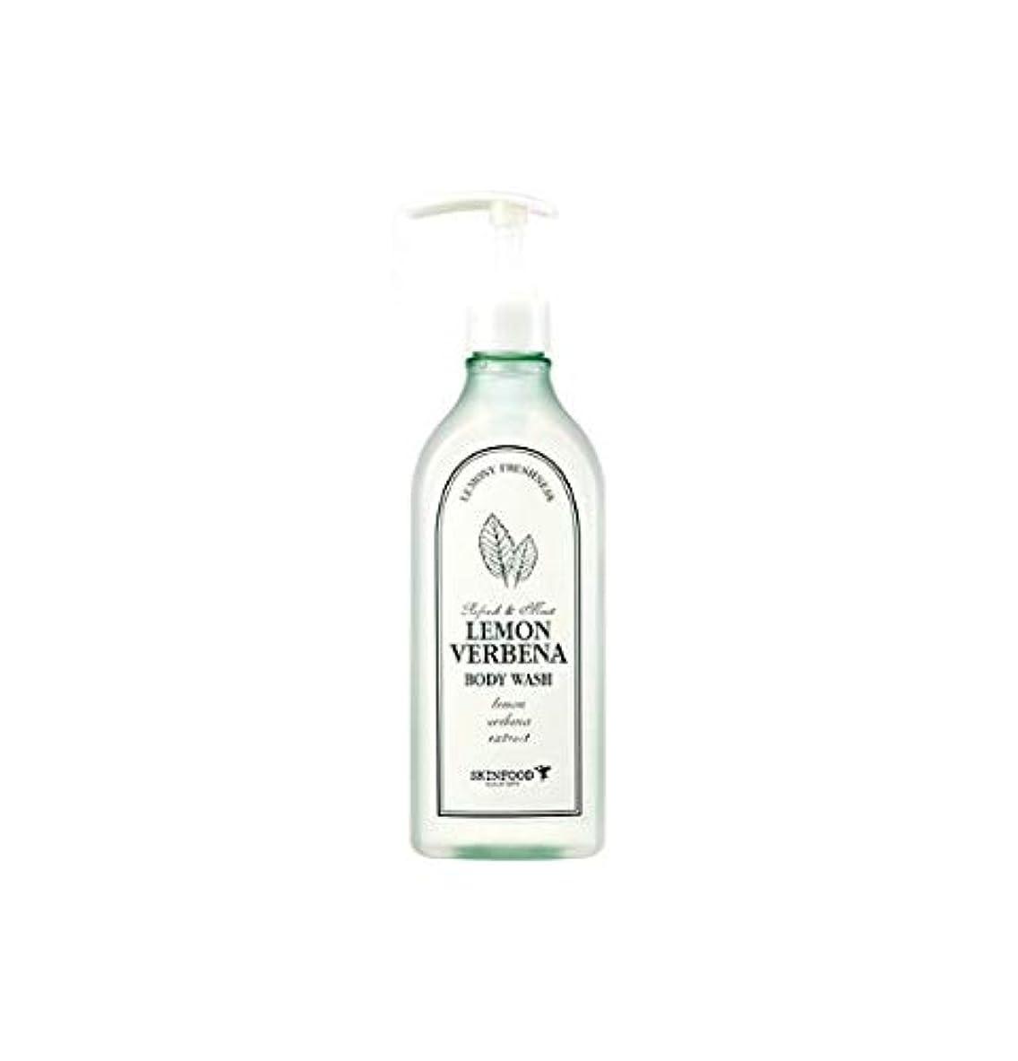 彫刻家誰か返済Skinfood レモンバーベナボディウォッシュ/Lemon Verbena Body Wash 335ml [並行輸入品]
