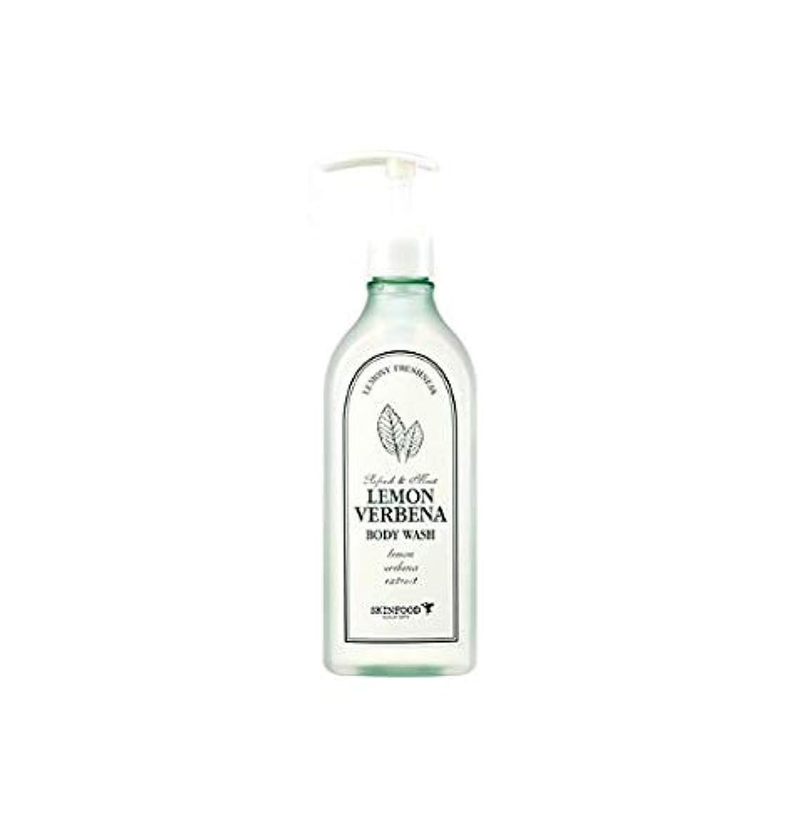 エジプト人りドリルSkinfood レモンバーベナボディウォッシュ/Lemon Verbena Body Wash 335ml [並行輸入品]