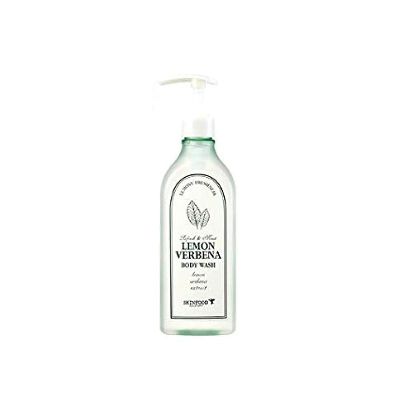読書ゼリー目指すSkinfood レモンバーベナボディウォッシュ/Lemon Verbena Body Wash 335ml [並行輸入品]