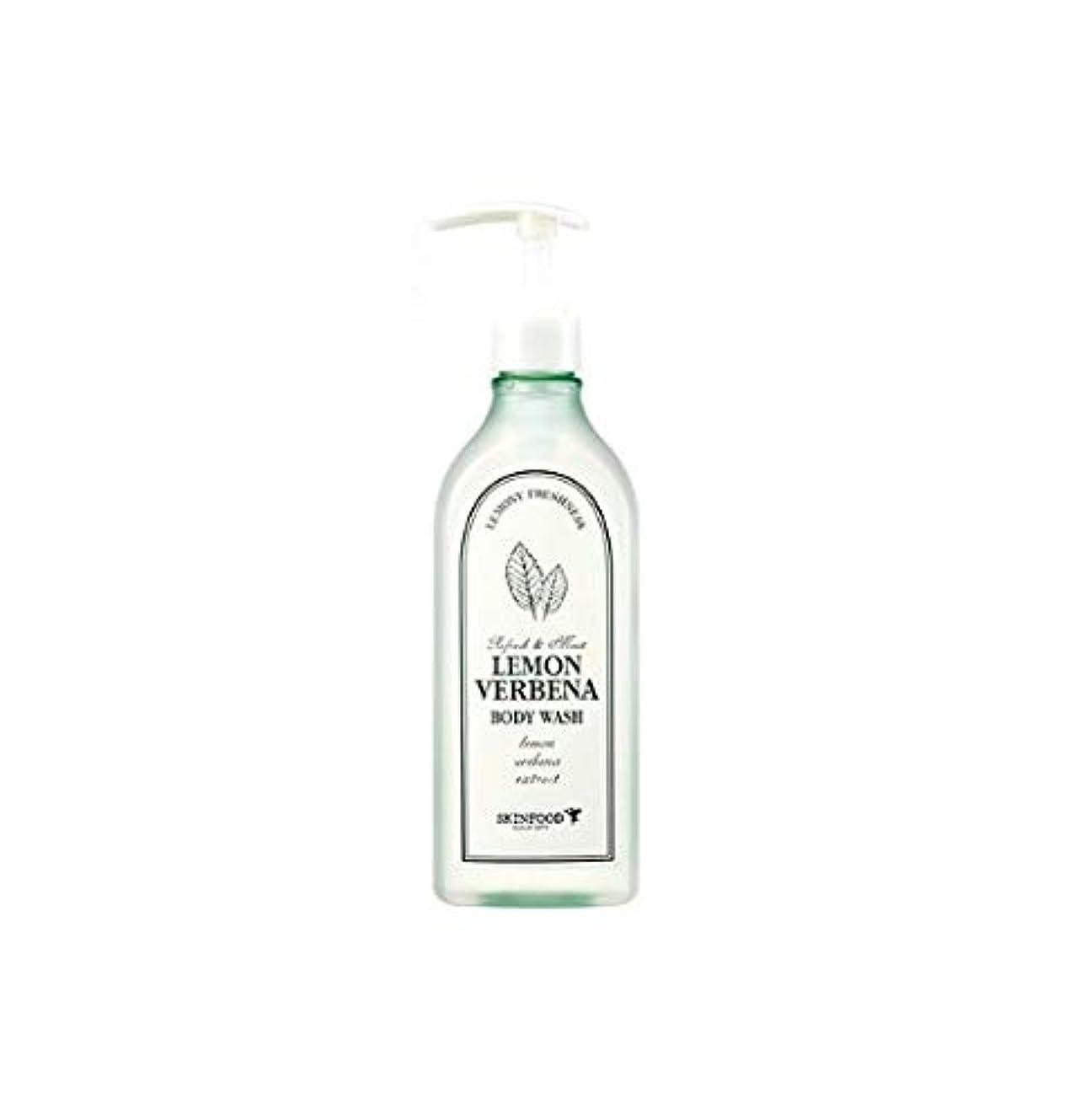実業家幻影電気的Skinfood レモンバーベナボディウォッシュ/Lemon Verbena Body Wash 335ml [並行輸入品]