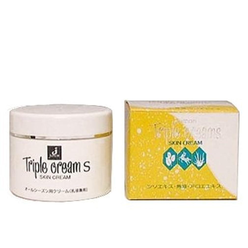 壮大なトレイ消化器ジュモン化粧品 トリプルクリーム S 215g