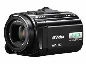JVCケンウッド ビクター 60GBハイビジョンハードディスクムービー ブラック GZ-HD5-B