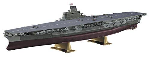 ハセガワ 1/450 日本海軍 航空母艦 信濃 プラモデル Z03