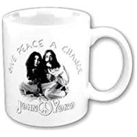 John Lennon - Mug Give Peace a Chance