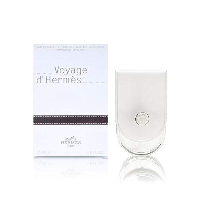 オープニング足定義エルメス ヴォヤージュ ドゥ エルメス オードトワレ EDT ナチュラルスプレー 35mL 香水