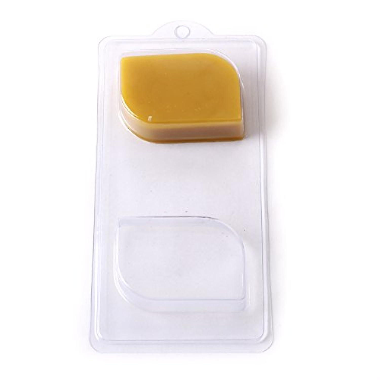 4 Cavity Oblique Soap/Bath Bomb Mould Mold A04 x 5