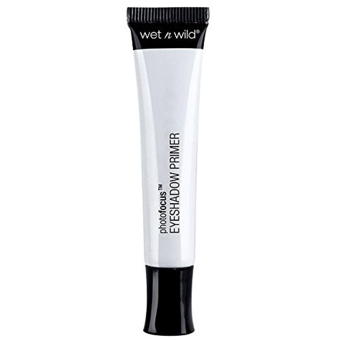 キルト療法香りWET N WILD Photo Focus Eyeshadow Primer (並行輸入品)