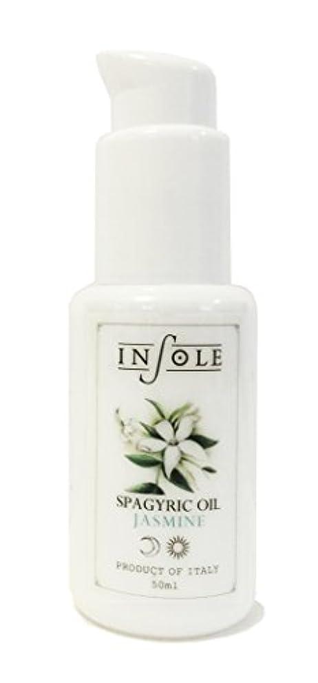 ドック溢れんばかりの雰囲気INSOLE(インソーレ) フラワーオイルジャスミン 50ml