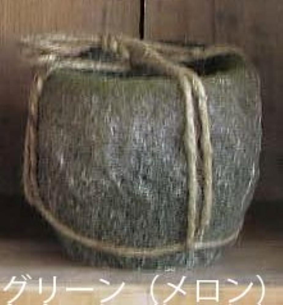 樹皮自発癌[スパイス] CALDERA CANDLE L アロマキャンドル SEE701GR メロン