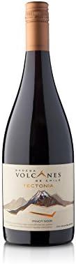 [Amazon限定ブランド]【ブラックベリーの濃厚な香りと濃い味わいがリッチな赤ワイン】ボルカネス テクトニア ピノノワール 750ml[チリ/赤ワイン/フルボディ/Curator's Cho