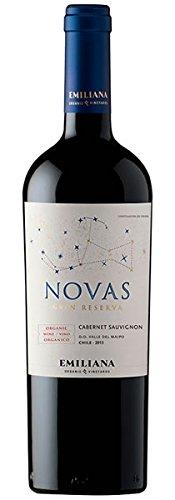 ■ノヴァス カベルネソーヴィニヨン マイポ・ヴァレー[2014] (750ml)赤 Novas Cabernet Sauvignon Maipo Valley[2014]