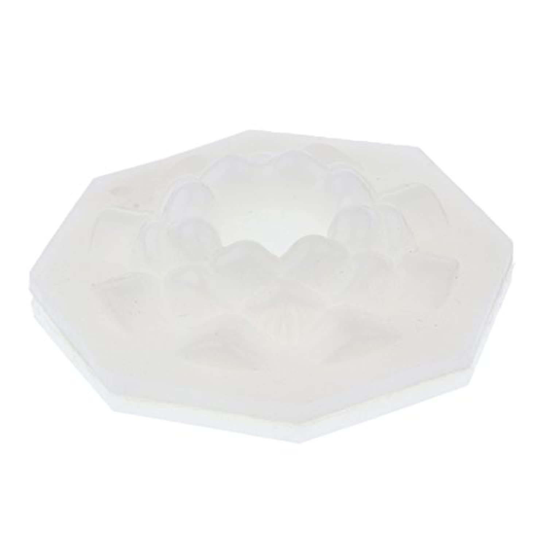 SONONIA 全3サイズ選ぶ DIY ろうそく キャンドル 金型 石鹸金型 面白い - 5.5x2.7cm
