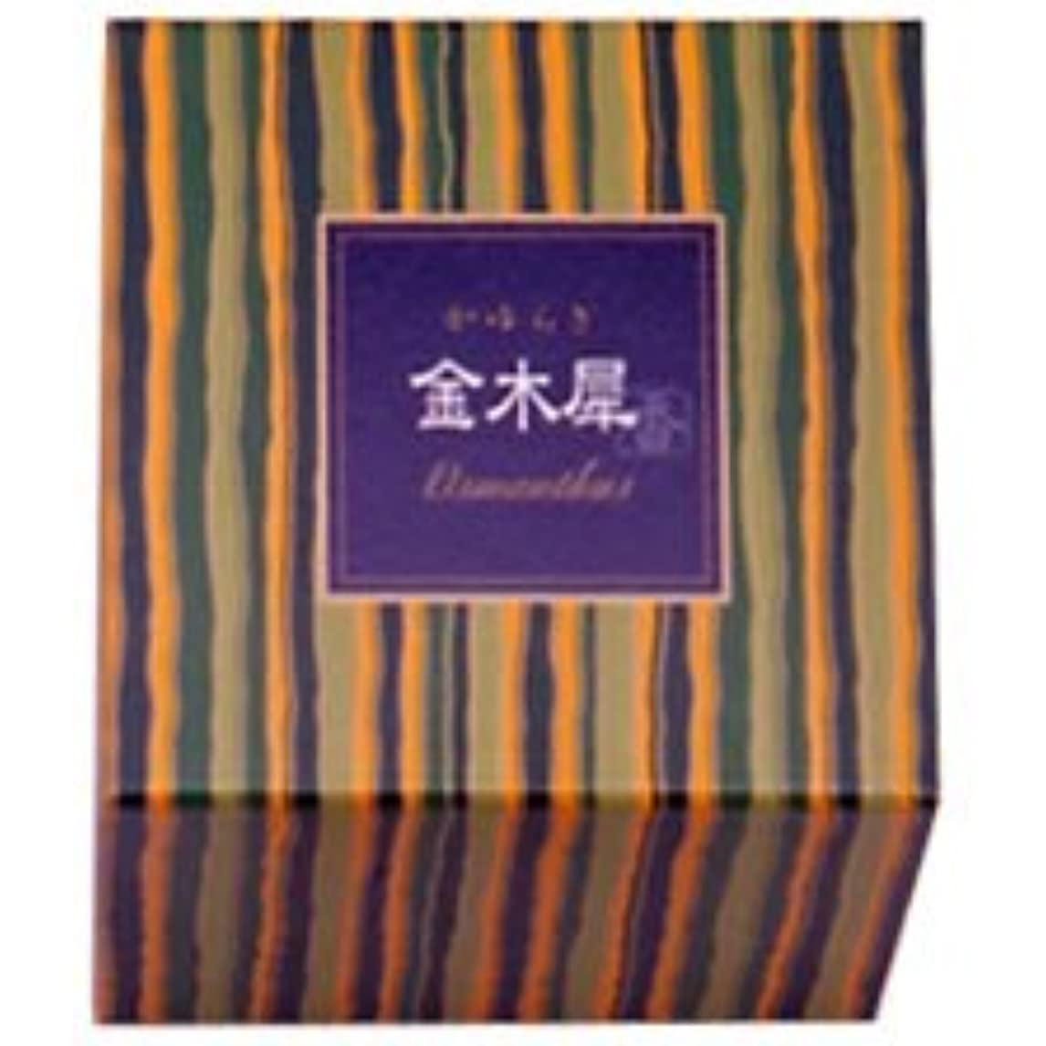 失態巻き戻す落花生Osmanthus Kayuragi Japanese Incense by Nippon Kodo、12 Cones