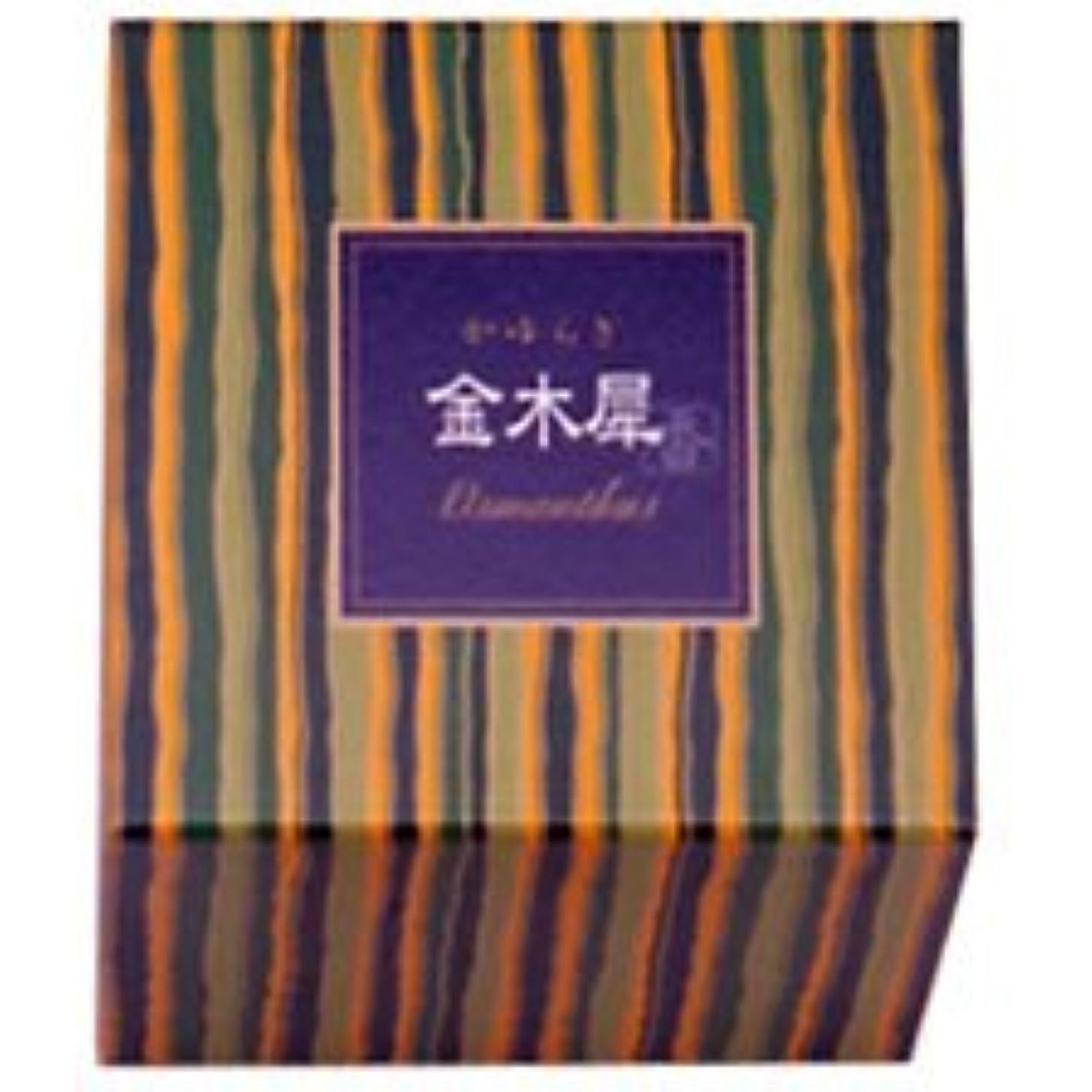 パワーセルレースレンチOsmanthus Kayuragi Japanese Incense by Nippon Kodo、12 Cones
