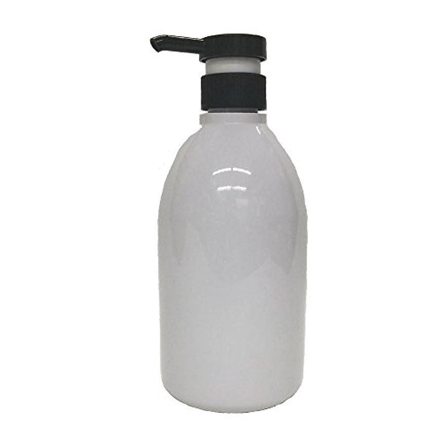 関税韓国性交Bottle.R-Black(ブラック)ポンプ?ボトル[本体:白/ポンプ:黒]