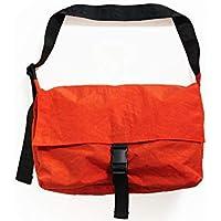BAGGU Sport Messenger Bag, Functional Nylon Bag, One Size