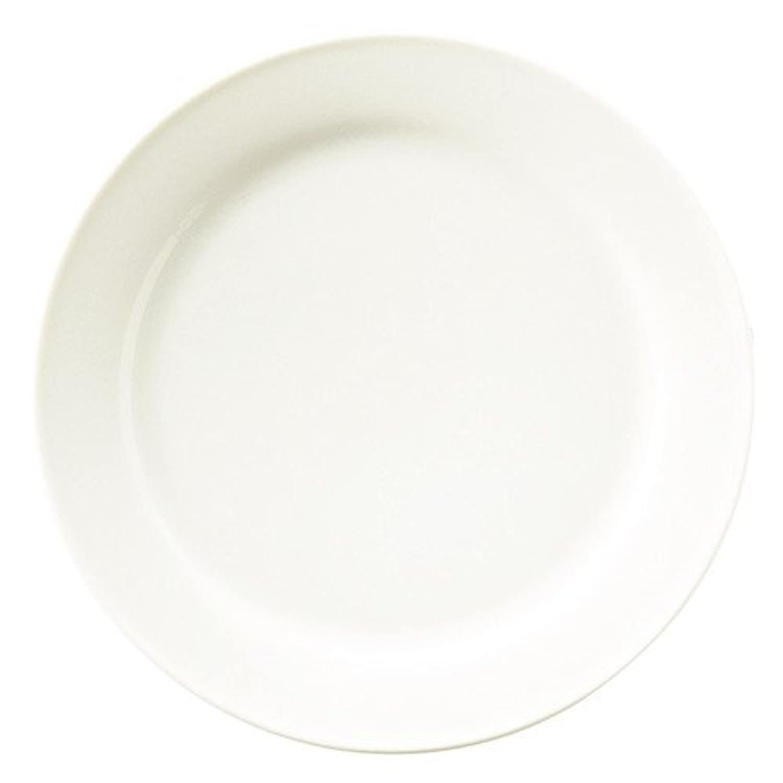 ボンボヤージ 25cm ディナー皿 [ D 25.4 x H 2.3cm ] 【 大皿 】 【 飲食店 レストラン ホテル カフェ 洋食器 業務用 】