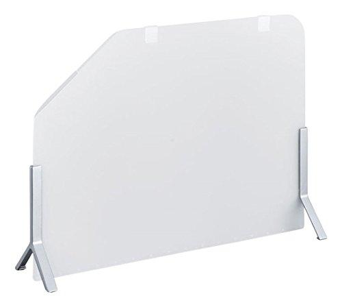 キングジム デスクトップパネル タテテ 乳白 8045ニユ