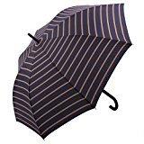 ワールドパーティー W.P.C #MSL MEN umbrella LONG 紳士用長かさ msl MSL-004.ボーダー