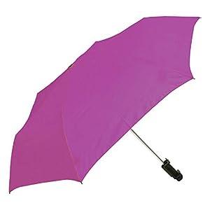 ウォーターフロント 折りたたみ傘 日傘/晴雨兼用 ピンク 50cm 撮れる傘 UVカット90% TRIB350UH-PK