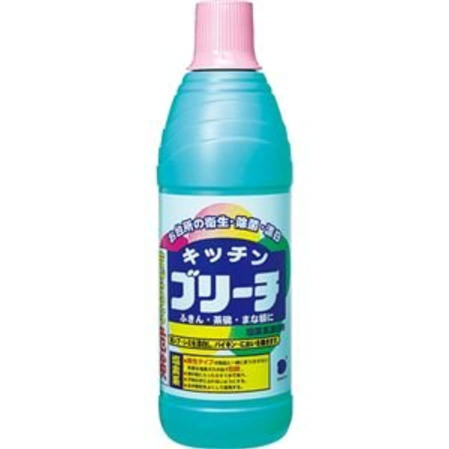 数テクスチャー刺激する(まとめ) 第一石鹸 キッチンブリーチ 600ml 1本 【×40セット】
