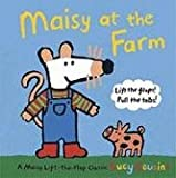 Maisy at the Farm: A Maisy Lift-the-Flap Classic