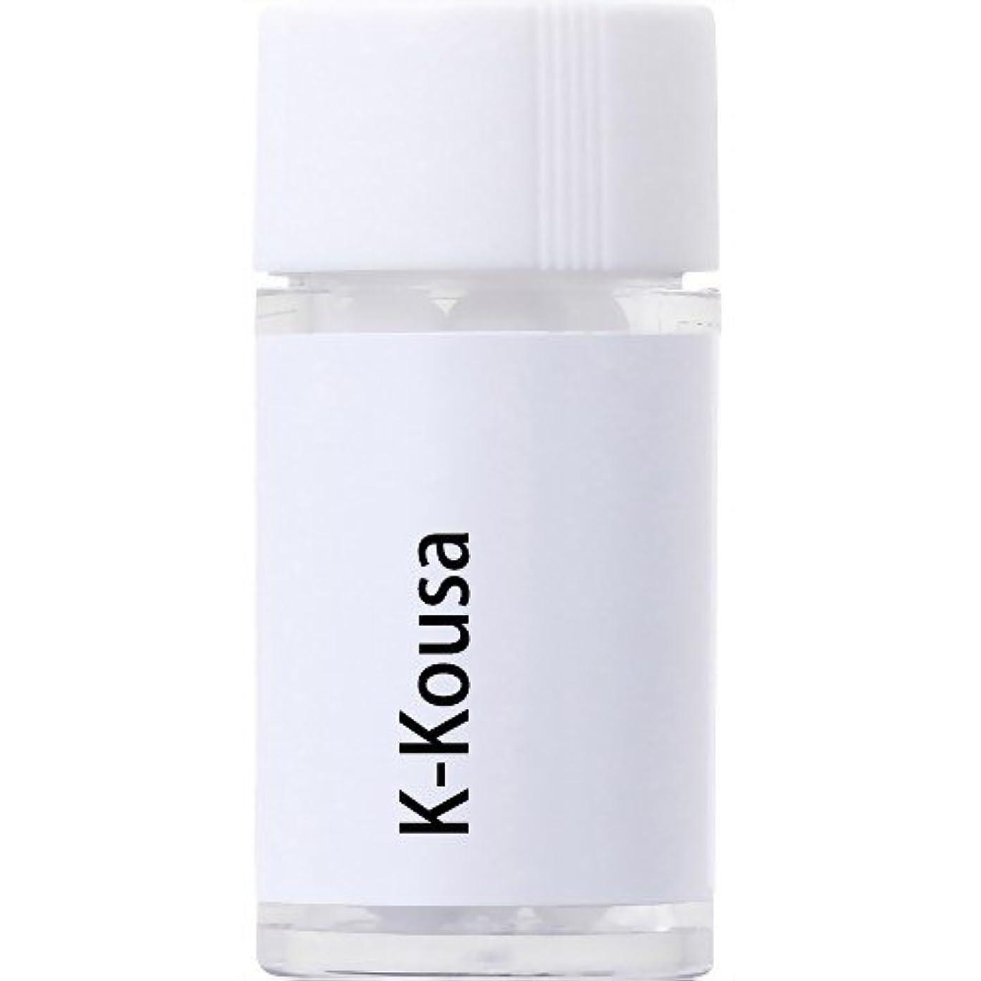 の中で献身どうしたのホメオパシージャパンレメディー K-Kousa(小ビン)