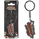 Street Fighter - Metal Logo Keychain (輸入版)