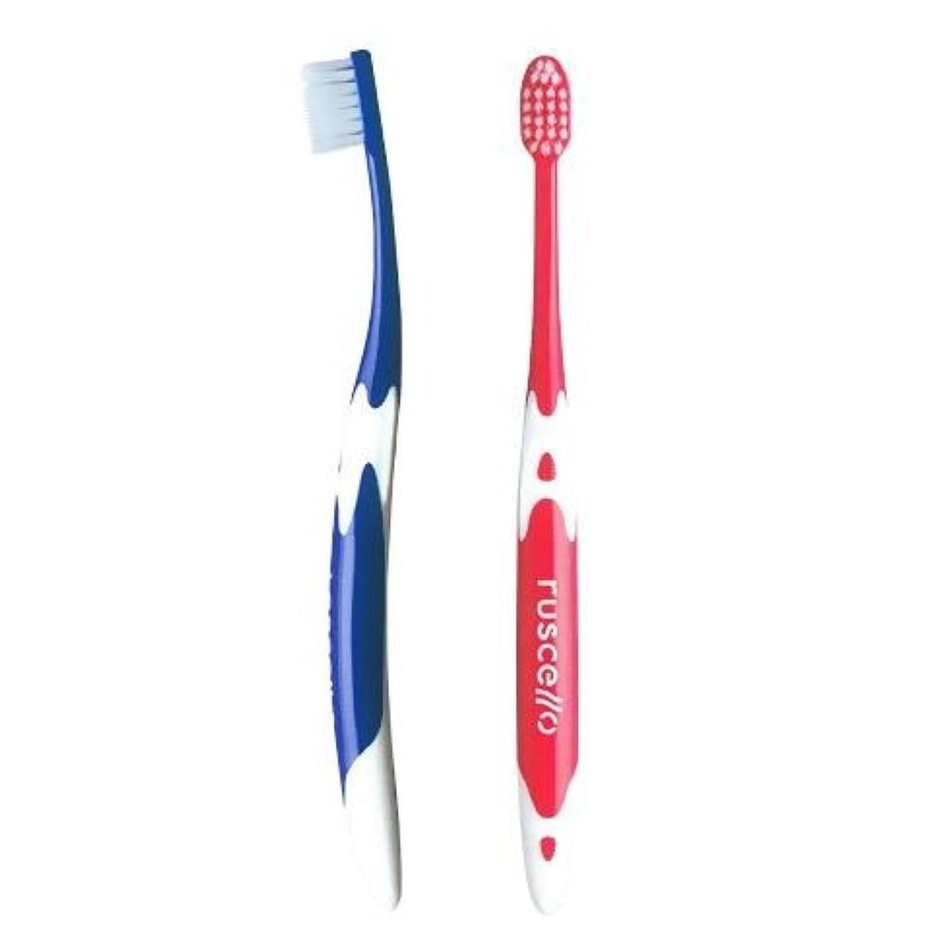 厳しいラベルブレーキジーシー(GC)ルシェロI-20歯ブラシ インプラント 5本