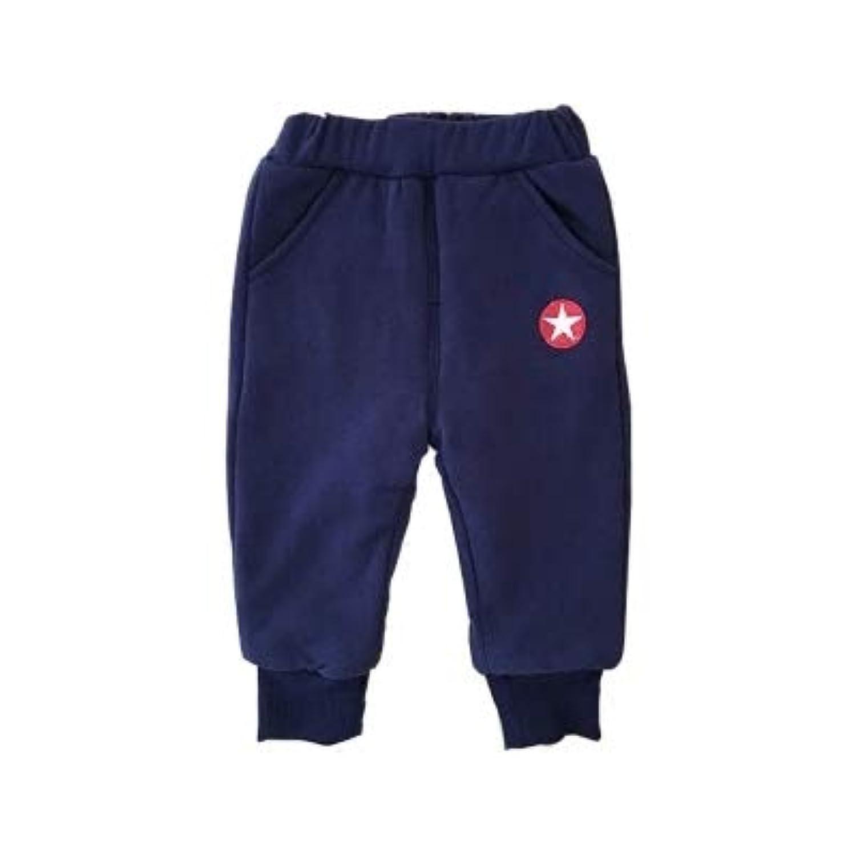 パンツ 男女 パンツ 才 赤ちゃん 裏起毛 手厚い ズボン 児童 カジュアルパンツ 小