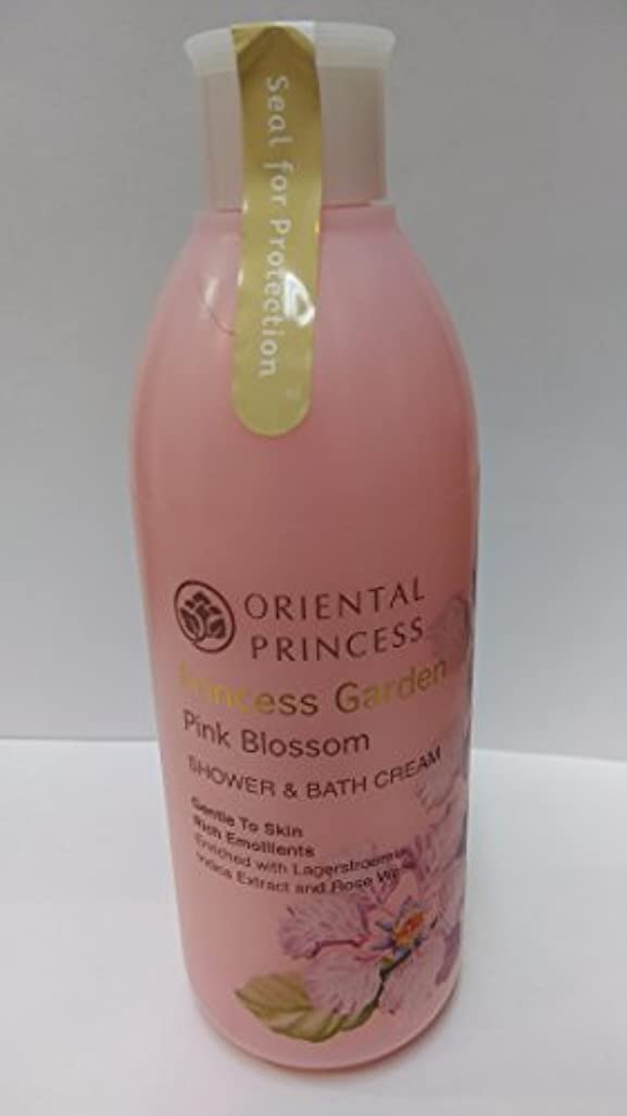 ORIENTAL PRINCESS シャワー アンド バス クリーム 250ml Princess Garden/Pink Blossom