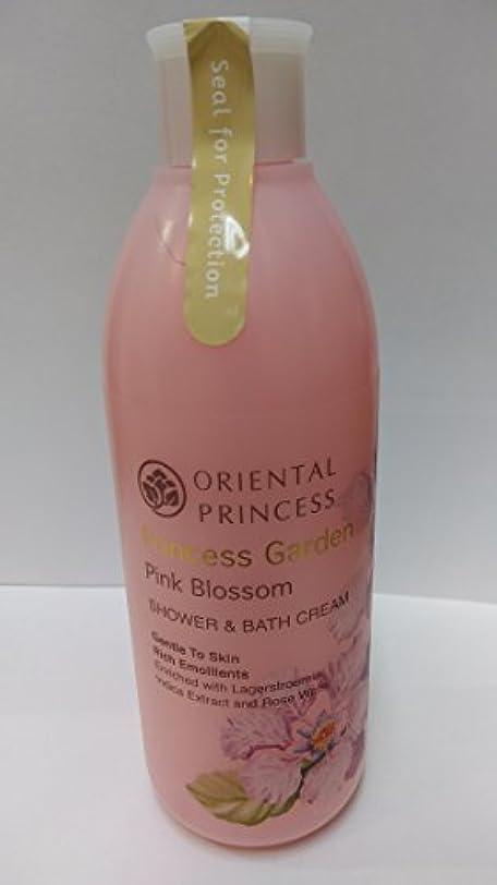お肉傭兵出力ORIENTAL PRINCESS シャワー アンド バス クリーム 250ml Princess Garden/Pink Blossom