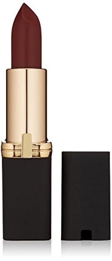 十一先見の明価値L'Oréal Colour Riche Matte Lipcolour (405 DOESN'T MATTE-R)