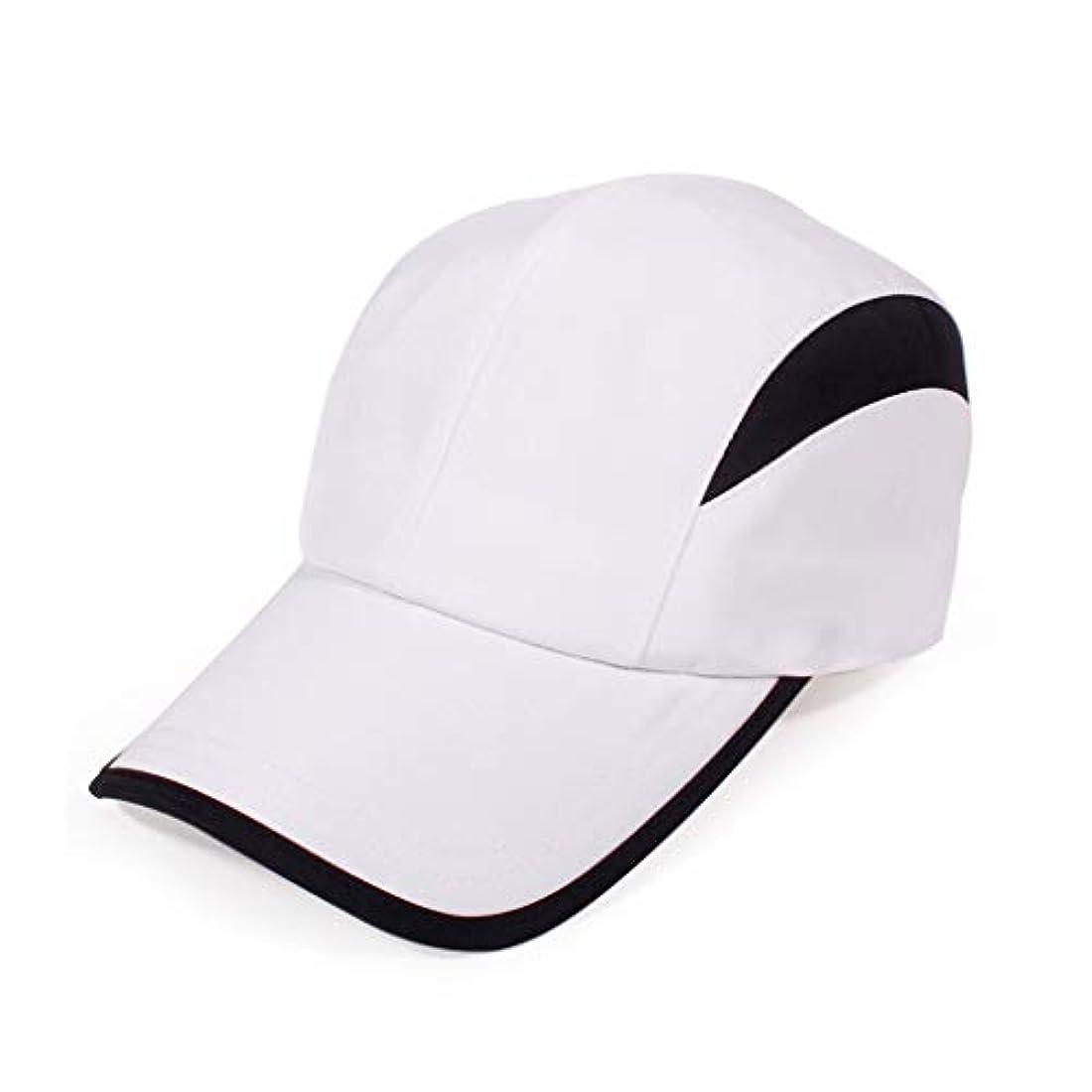 歴史家検索エンジン最適化電気的男性の夏の潮の男性と女性の屋外速乾性のバイザー野球帽の帽子の男性の夏の韓国語バージョン (Color : D)