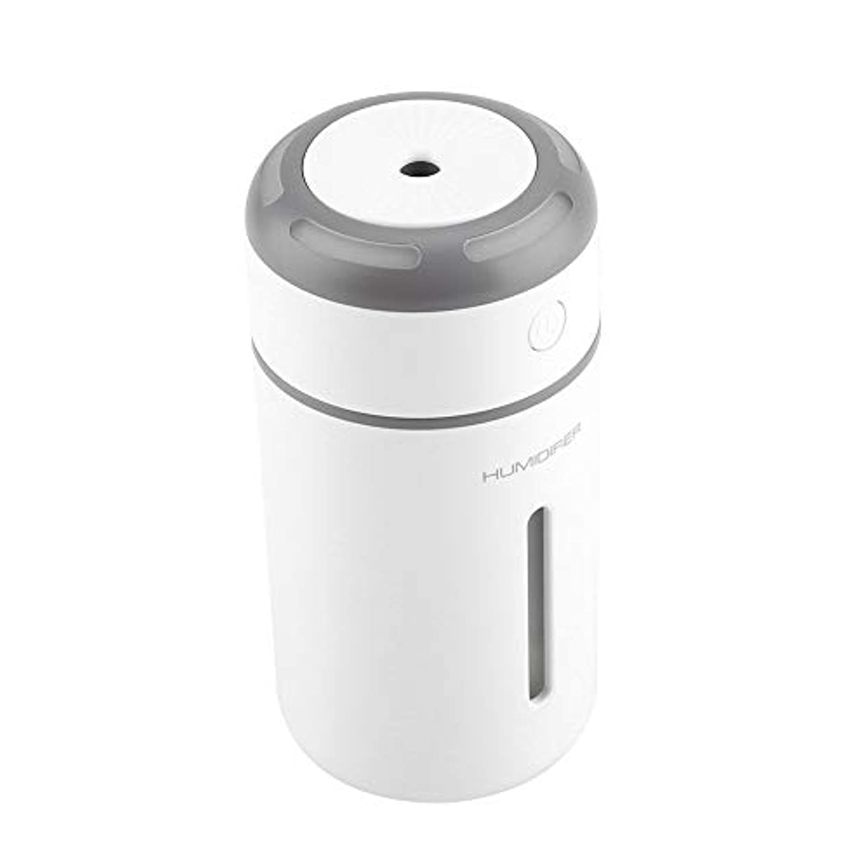 適合拡張赤ちゃん携帯用拡散器、車のオフィスのためのUSBケーブルが付いている超音波加湿器7色LEDライト拡散器